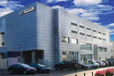 Ford Bemo Motors Warszawa