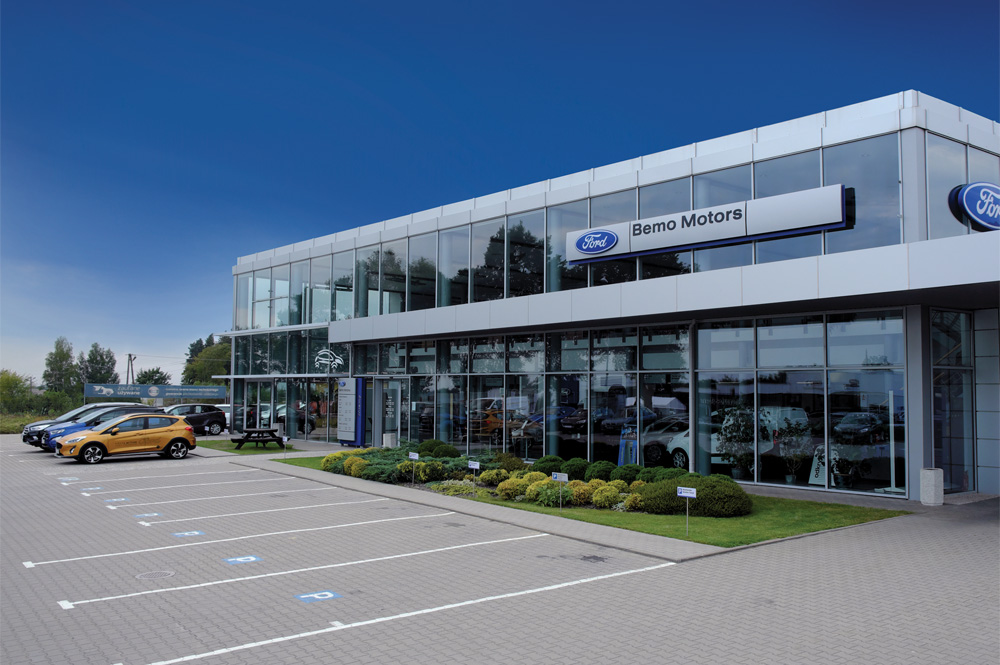 Ford Bemo Motors Koszalin