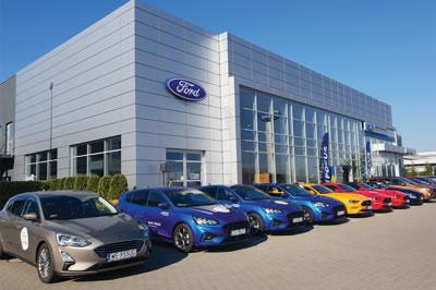 Ford Bemo Motors Szczecin Ustowo
