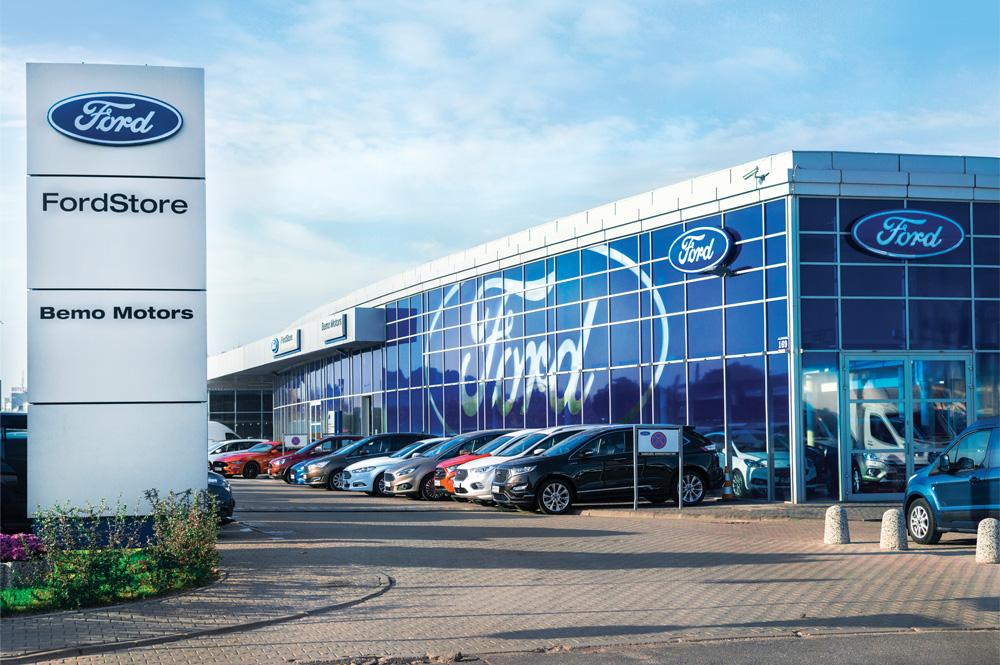 Bemo Motors Ford