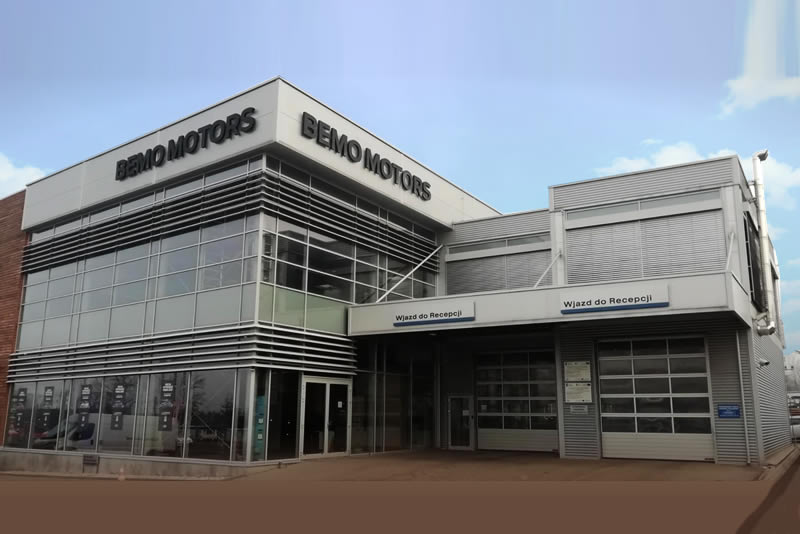 Bemo Motors Ford