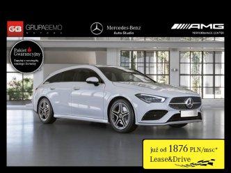 Mercedes Klasa CLA