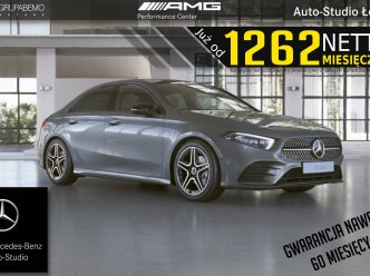 Mercedes Klasa A